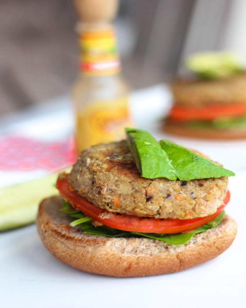 Recipe for Quinoa Burger Clean Cuisine