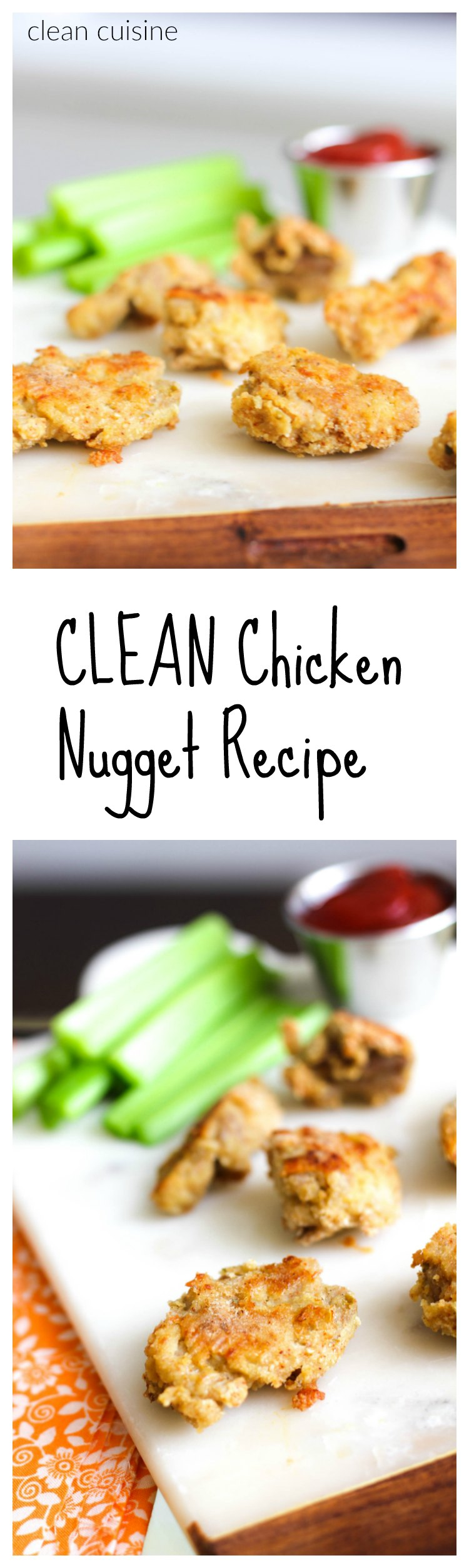 Recipe for Chicken Nuggets