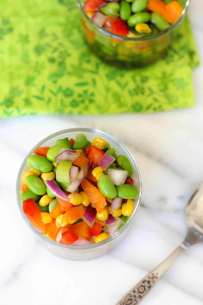 Summer Succotash with Corn
