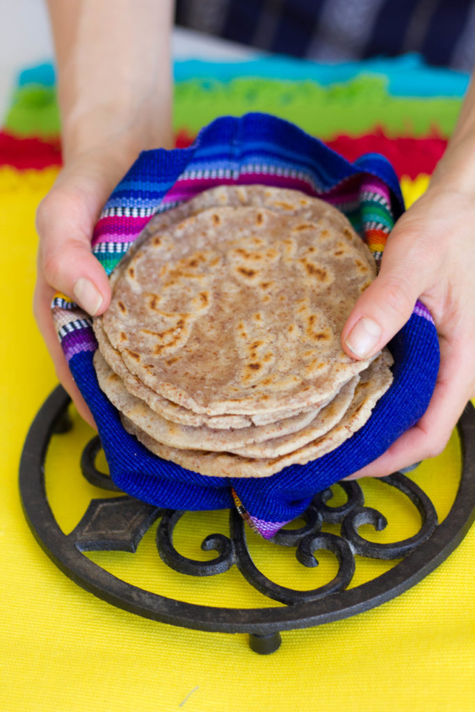 Grain free tortilla recipe 2