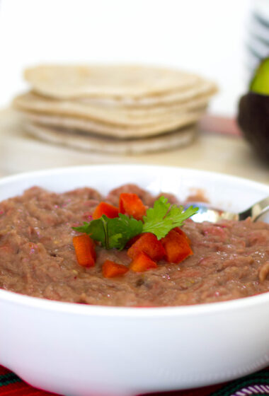 Recipe for Refried Pinto Beans
