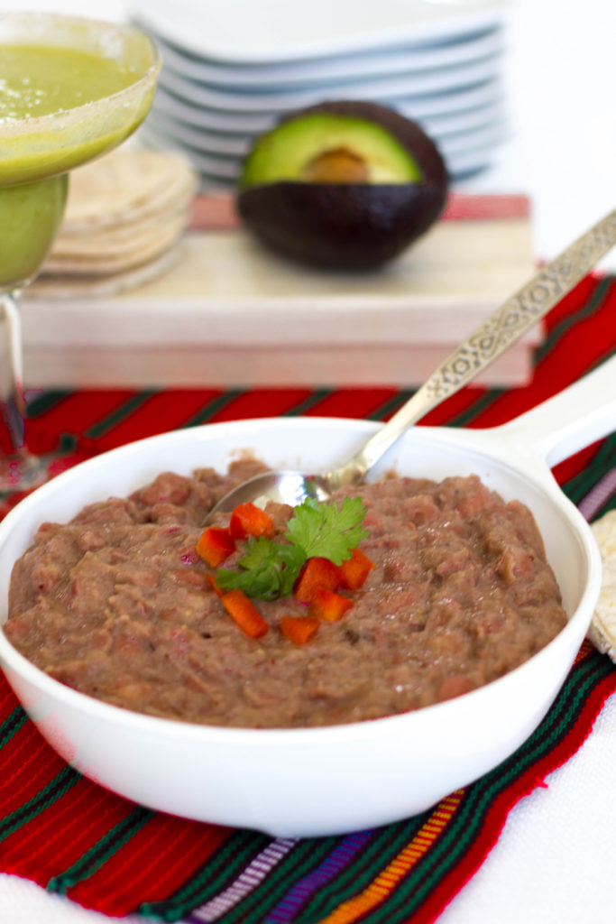 Refried Pinto Beans Recipe