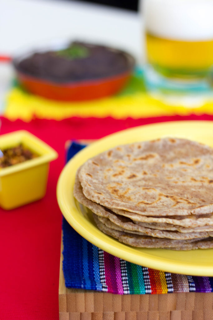 grain free tortilla recipe