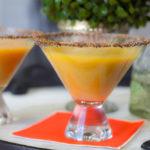 Clean Fall Cocktail: Pumpkin Margarita