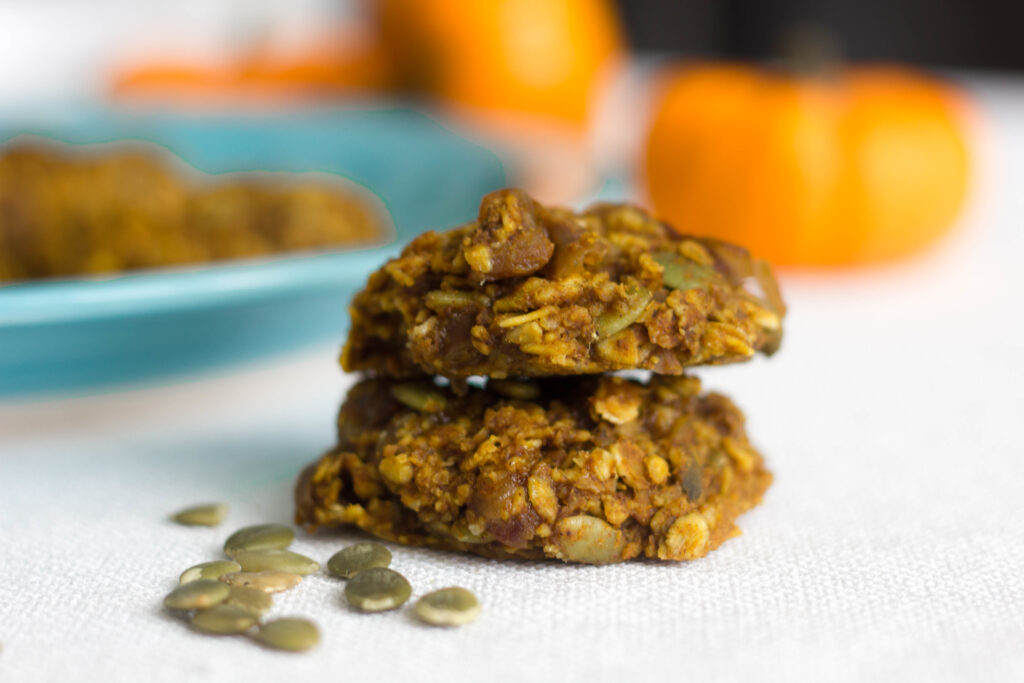 Breakfast Pumpkin Cookie