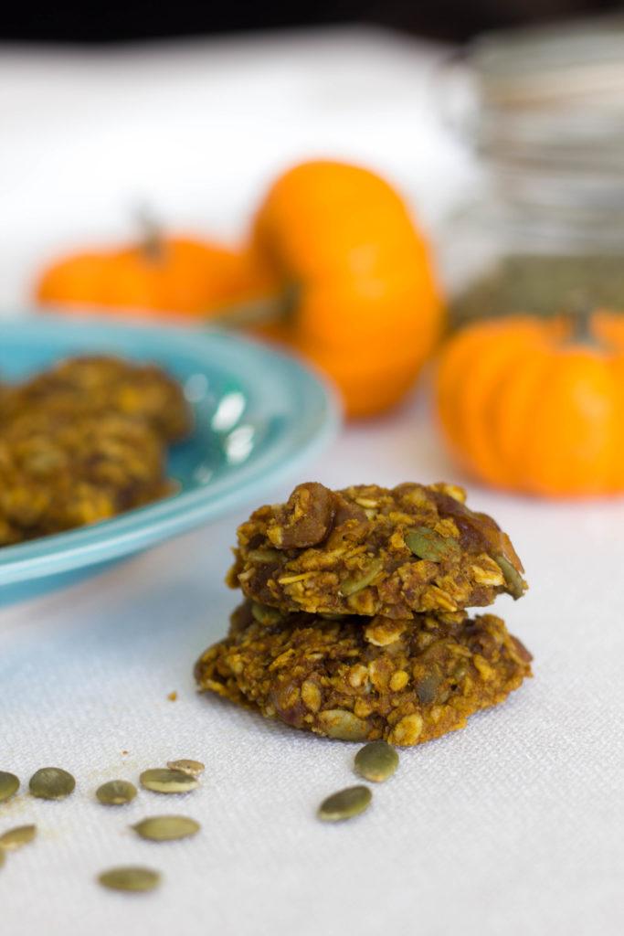 Breakfast Pumpkin Cookie Recipe