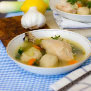 Recipe for the Best Gluten Free Chicken and Dumplings