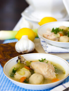 Gluten Free Chicken and Dumplings 2 (2)