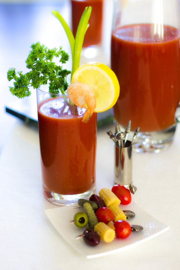 Clean Bloody Mary Mix Recipe