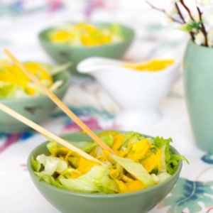 Japanese Restaurant Style Ginger Salad Dressing Recipe