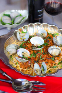 Red Clam sauce recipe