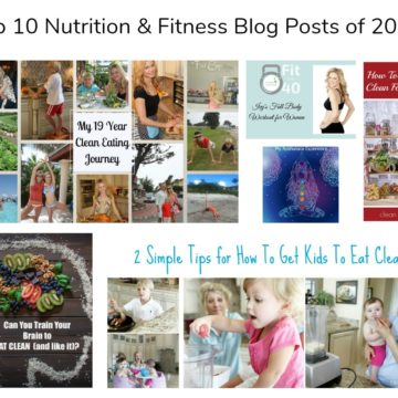 Top 10 Nutrition & Fitness Blog Posts of 2017