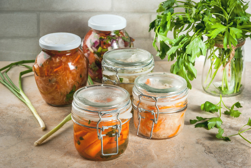 non dairy fermented foods