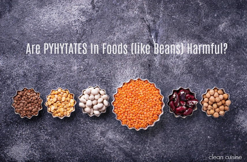 are foods that contain phytates harmful