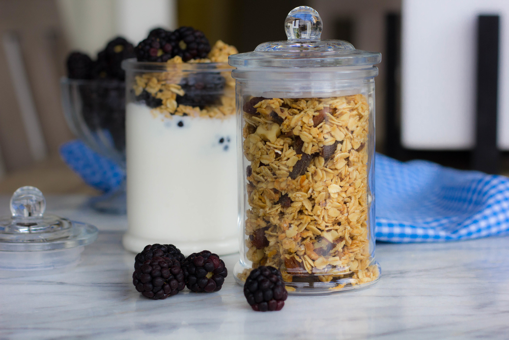 Simple Granola Recipe 2