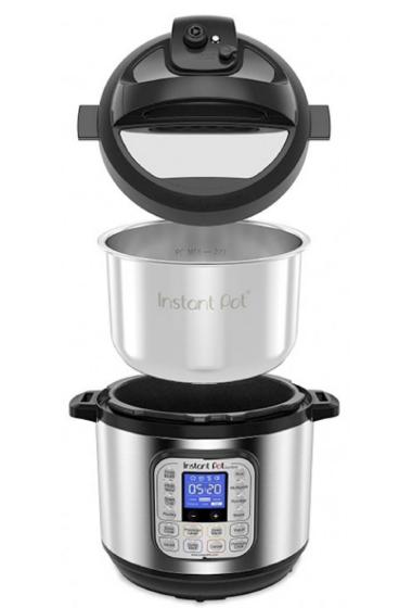Instant Pot and 10 Clean Instant Pot Recipes