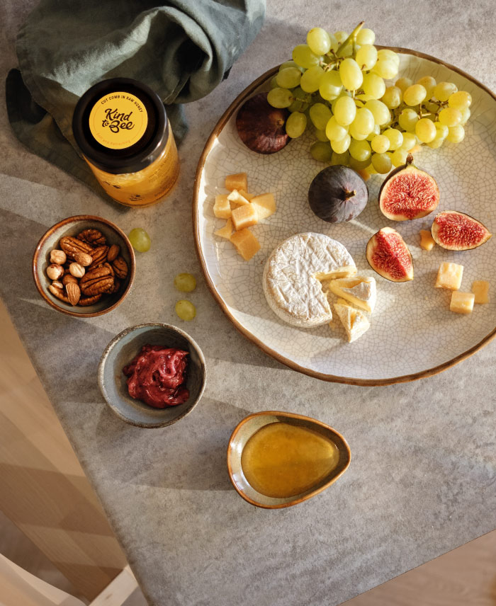 dairy free cheese board
