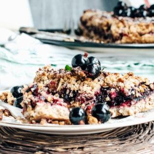 blueberry crunch recipe