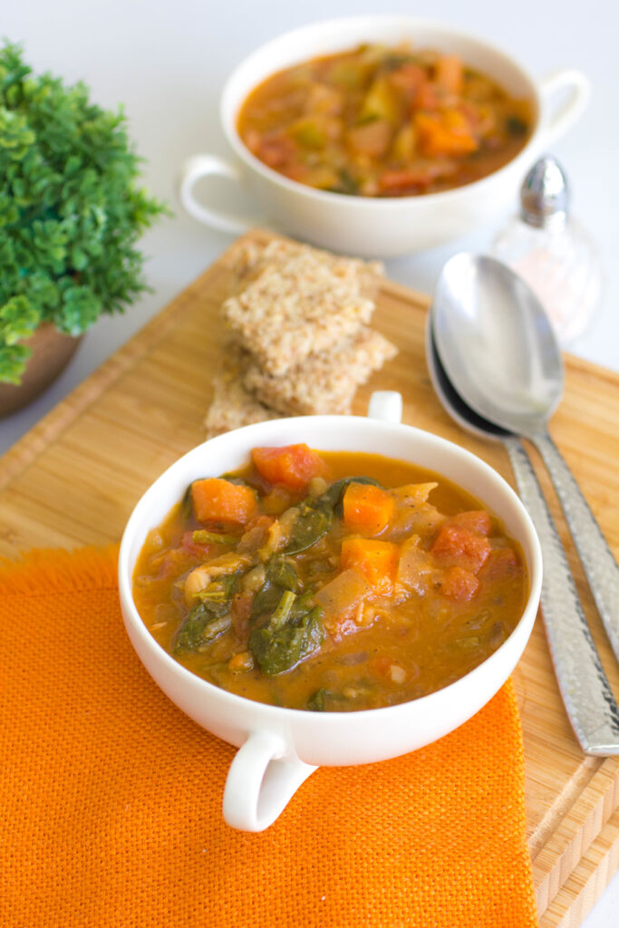 Tuscan vegetable soup recipe