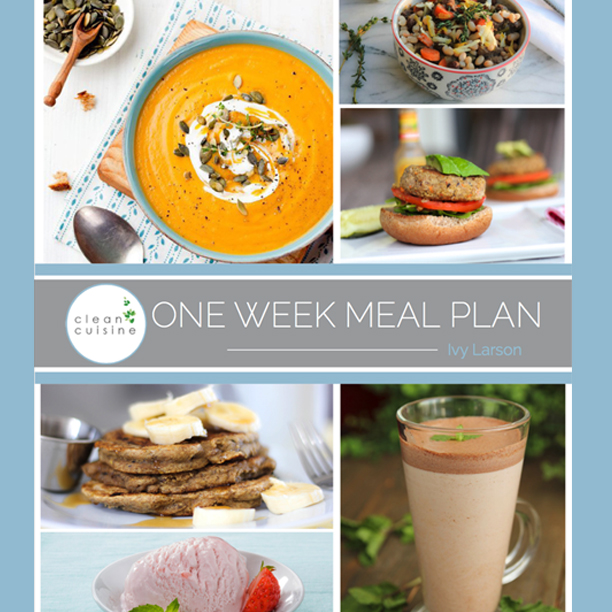 clean cuisine meal plan free