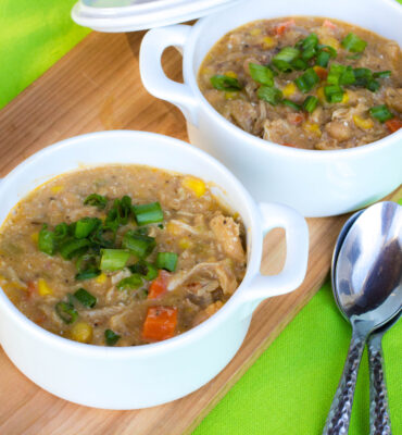 Dairy Free White Chicken Chili Recipe