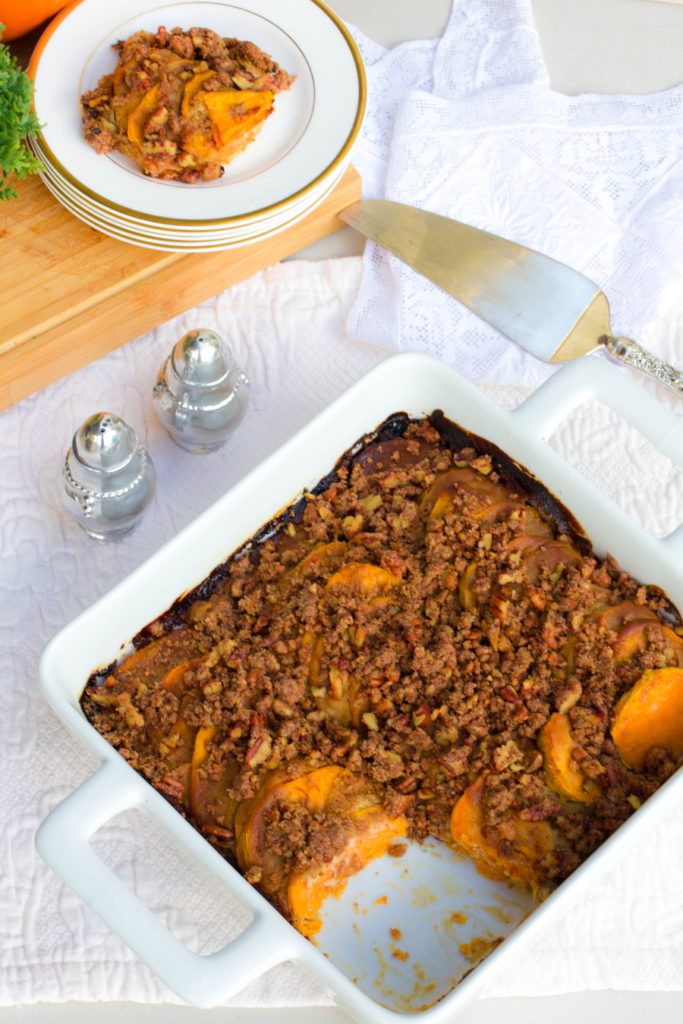 Hasselback Sweet Potato Casserole (2)