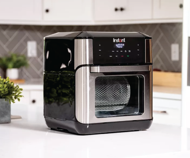 Instant Vortex Plus 7-in-1 Air Fryer, Toaster Oven, and Rotisserie Oven, 10 Quart