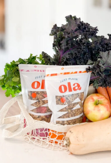 Healthy Snack Review: Just Plain Ola