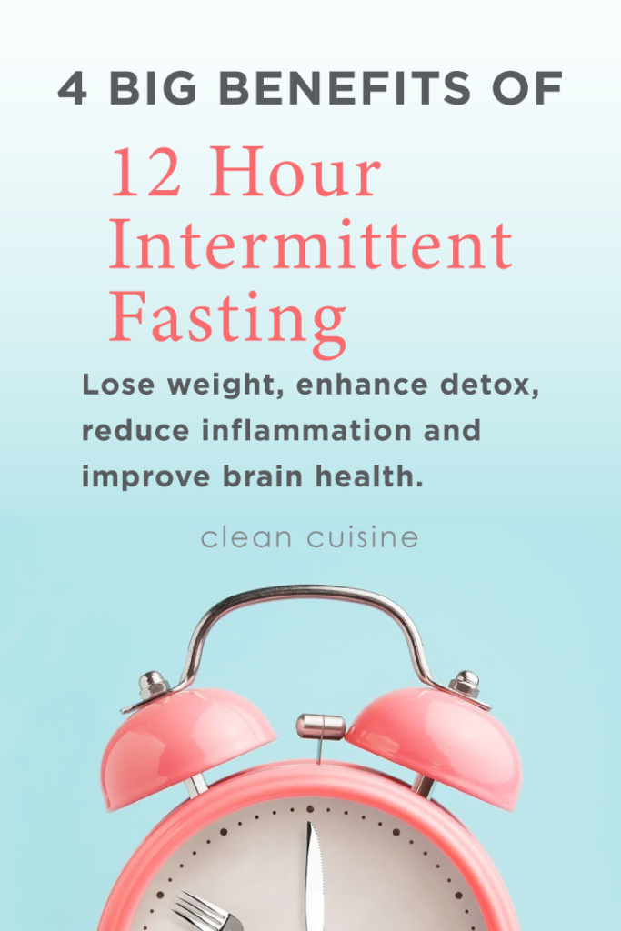 12 hour fasting