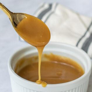 healthy caramel recipe
