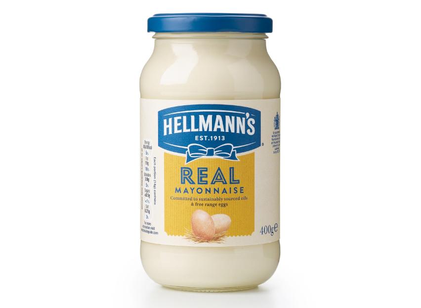 real mayonnaise hellmans