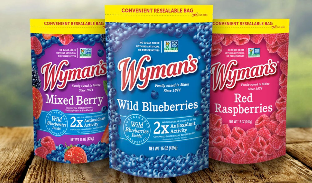 wymans wild blueberries