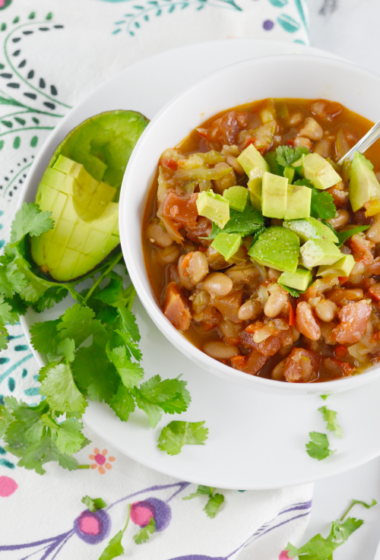 Homemade Vegetable Chili Recipe