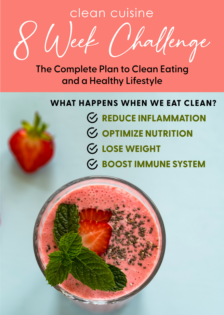 8 Week Clean Eating Challenge